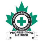 Canadian Society of Safety Engineers Professional Member Logo